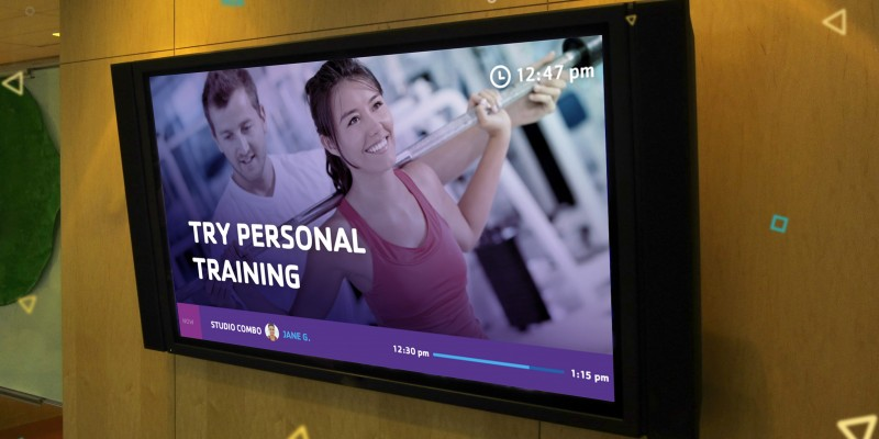 YMCA and Digital Signage